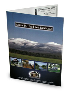 Network publications no cost realtor presentation folders free.